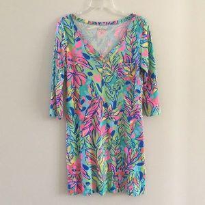 Lilly Pulitzer Hot Spot Palmetto Dress M